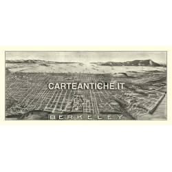Veduta antica USA: Berkeley 1909.
