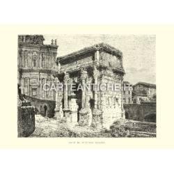 Arco di Settimio Severo, Roma