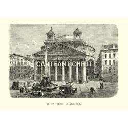 Il Panteon d'Agrippa - Roma