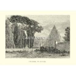 Piramide di Cestio - Roma