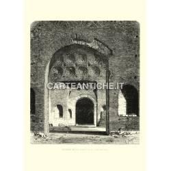 Interno della Basilica di Costantino