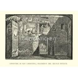 Leggenda di San Libertino - frammenti del secolo Ottavo