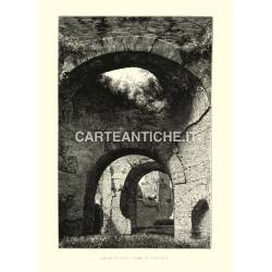 Calidarium delle Terme di Caracalla