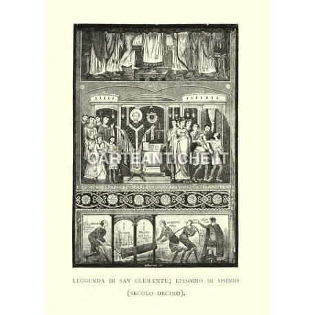 Leggenda di San Clemente - Episodio di Sisinio