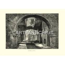 Veduta Roma: Pescheria vecchia