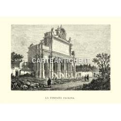 Roma: La Fontana Paolina