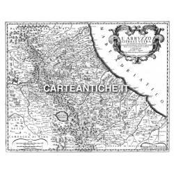 Abruzzo, carta antica 01