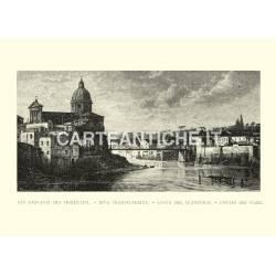 San Giovanni dei fiorentini - Riva Transteverina