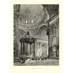 Interno di San Pietro