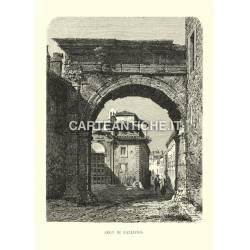 Roma: Arco di Gallieno