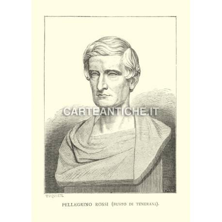Pellegrino Rossi (Busto di Tenerani).