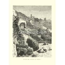 Rovine del Palazzo di Tiberio