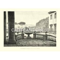Accademia di Francia (veduta dal portico)