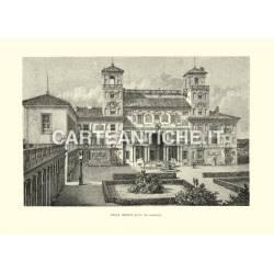 Villa Medici (lato dei giardini)