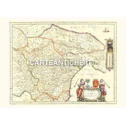 Basilicata, carta antica 02.
