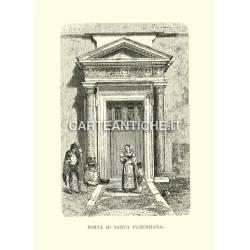 Porta di Santa Pudenziana
