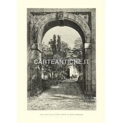 Arco dell'Acqua Felice, presso la porta Tiburtina