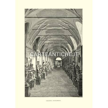 Roma: Galleria Chiaramonti.