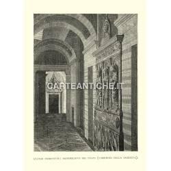 Statue fiorentine, bassorilievo dei Pisani
