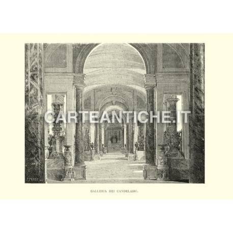 Galleria dei Candelabri.