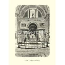 Musei Vaticani: sala a croce greca