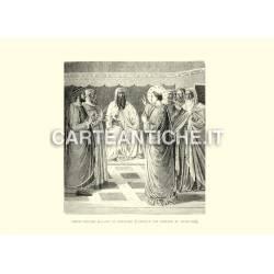 Santo Stefano davanti al consiglio