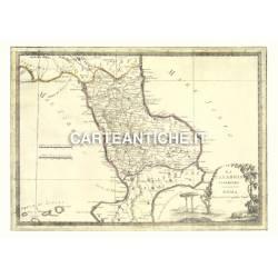 Calabria, carta antica 01