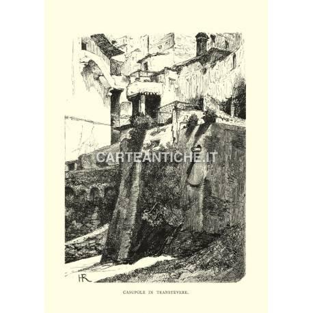 Casupole in Trastevere