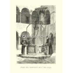 Pozzo del convento dell'Ara Coeli.