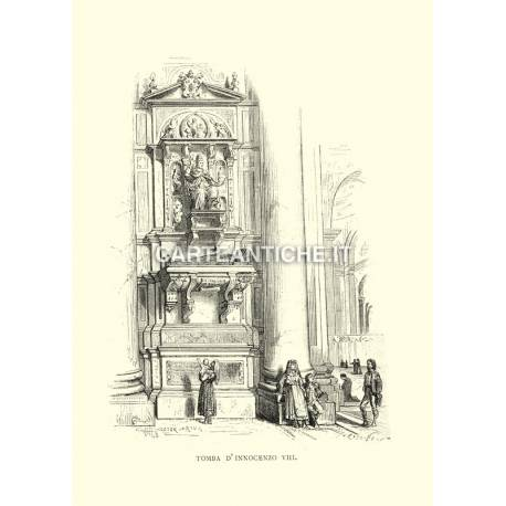 Tomba d'Innocenzo VIII - Roma