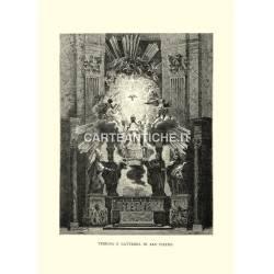 Tribuna e cattedra di San Pietro