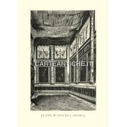 La casa di Livia (ala sinistra)