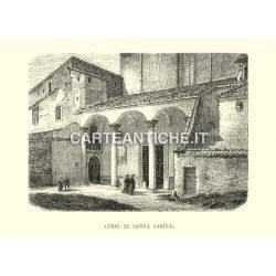 Atrio di Santa Sabina