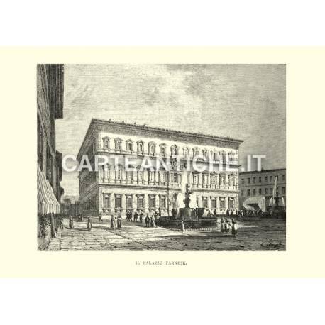 Il Palazzo Farnese