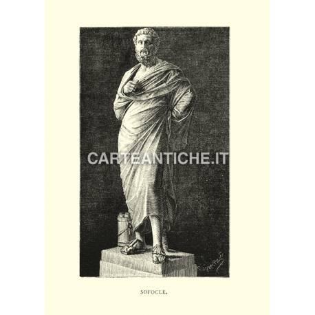 Statua di Sofocle
