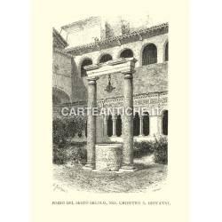 Pozzo del VI secolo nel Chiostro San Giovanni