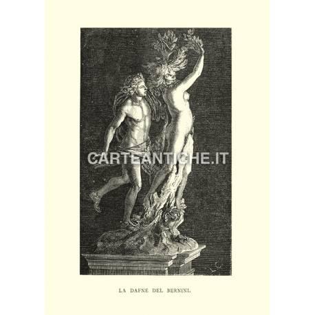 Statue: Dafne del Bernini