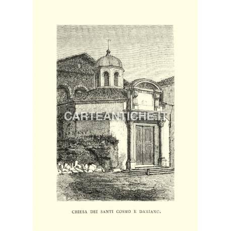 Chiesa dei Santi Cosmo e Damiano.