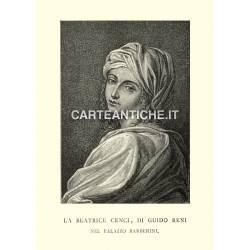 Ritratti: La Beatrice Cenci, di Guido Reni