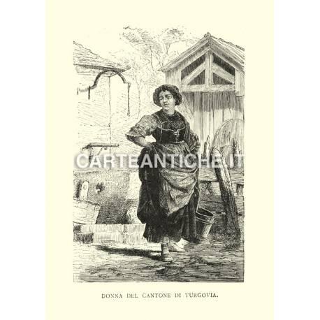 Donna del Cantone di Turgovia