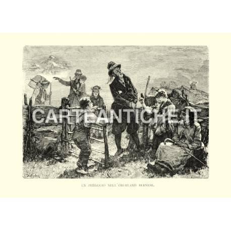 Un pedaggio nell'Oberland bernese