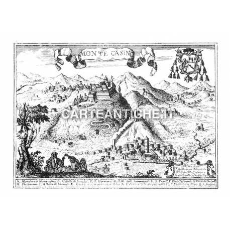 Prospetti storici: Montecassino