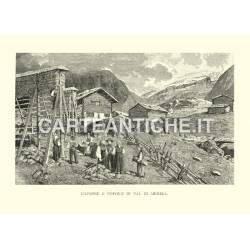 Capanne e popolo di Val di Medels