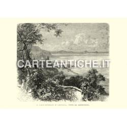 Lago inferiore di Costanza visto da Arenenberg