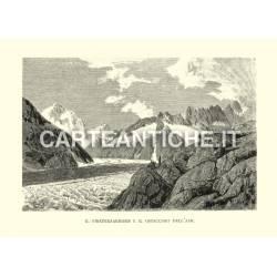 Finsteraarhorn e ghiacciaio dell'Aar