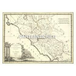 Lazio, carta antica 01.