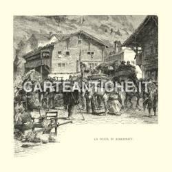 La posta di Andermatt