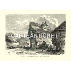 Antica casa parrocchiale a San Peterzell