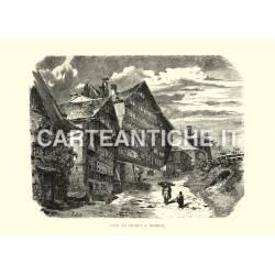 Case di legno a Heiden