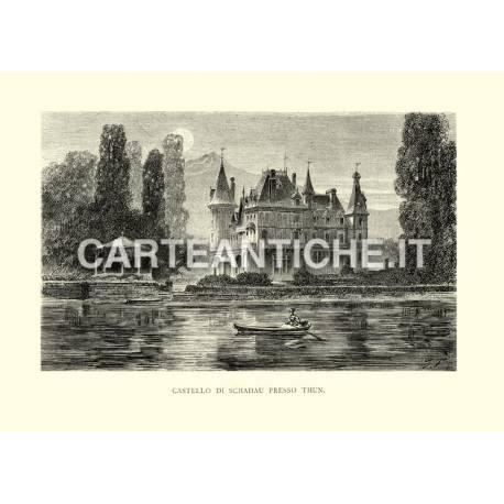 Castello di Schadau presso Thun